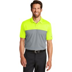 Adult Nike Dri FIT Colorblock Polo Thumbnail