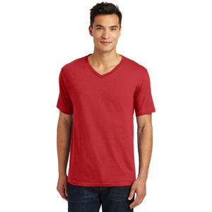 Adult Premium V Neck T Thumbnail