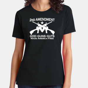 Ladies T-Shirt Thumbnail