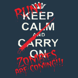 Zombies are Coming! Juniors V Design