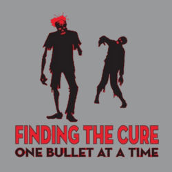 Finding the Cure Hoodie Design