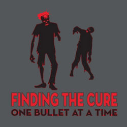 Finding the Cure Juniors V Design