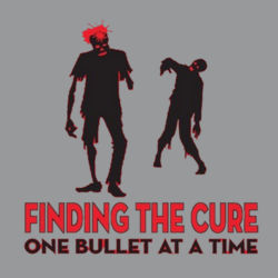 Finding the Cure T-Shirt Design