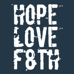 Hope Love Faith Juniors V Design