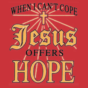 Jesus Offers Hope Juniors V Design