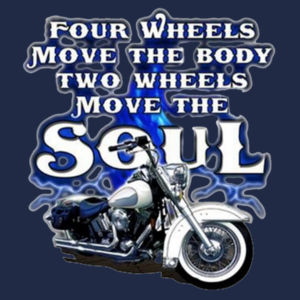 Move the Soul Ladies T Design