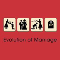 Marital Evolution Juniors V Design