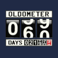 Oldometer Ladies T Design