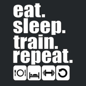 Train & Repeat Juniors V Design