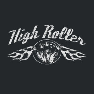 High Roller T-Shirt Design