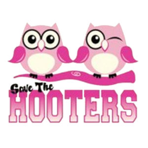 Save the Hooters T-Shirt Design