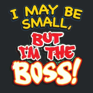 I'm the Boss Youth Design