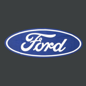 Ford Logo - Adult Soft Tri-Blend T Design