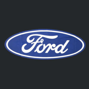Ford Logo - Adult 50/50 Blend Hoodie Design