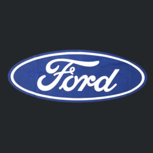 Ford Logo - Juniors V-Neck T Design