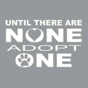 Adopt Pets - Adult Dri Blend Hooded Design