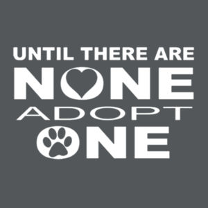 Adopt Pets - Juniors Concert V Neck T Design