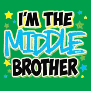Middle Brother Toddler Design