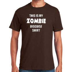 Zombie Disguise T-Shirt Thumbnail