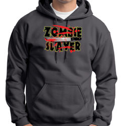 Zombie Slayer Hoodie Thumbnail
