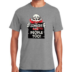 Zombies Were People T-Shirt Thumbnail