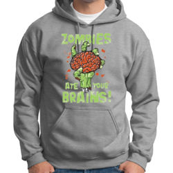 Ate Your Brains Hoodie Thumbnail