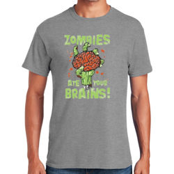 Ate Your Brains T-Shirt Thumbnail
