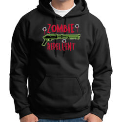 Zombie Repellent Hoodie Thumbnail