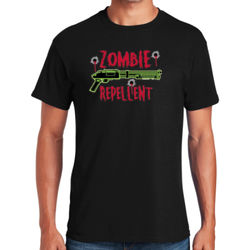 Zombie Repellent T-Shirt Thumbnail