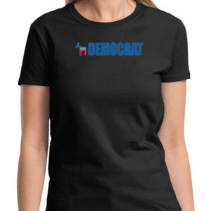 Democrat Ladies T Thumbnail
