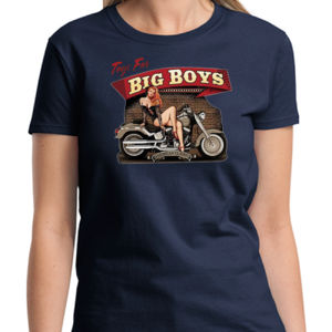 Big Boy Toys Ladies T Thumbnail