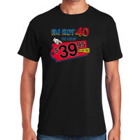 I'm Not 40 T-Shirt Thumbnail