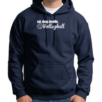 Volleyball Hoodie Thumbnail