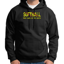 Play Hard Softball Hoodie Thumbnail