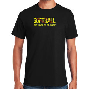 Play Hard Softball T-Shirt Thumbnail