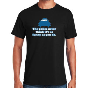 The Police T-Shirt Thumbnail