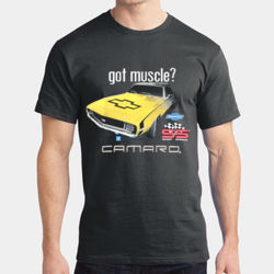 Camaro - Adult Soft Cotton T Thumbnail