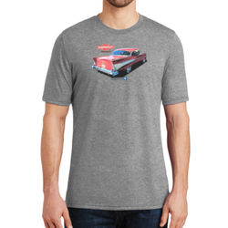 Bel Air - Adult Soft Tri-Blend T Thumbnail
