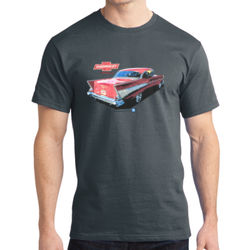 Bel Air - Adult Soft Cotton T Thumbnail