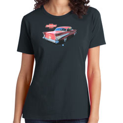 Bel Air - Ladies Soft Cotton T Thumbnail