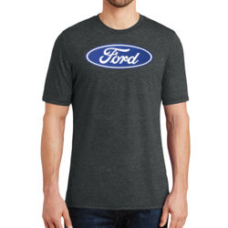 Ford Logo - Adult Soft Tri-Blend T Thumbnail
