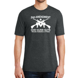 2nd Ammendment - Adult Soft Tri-Blend T Thumbnail