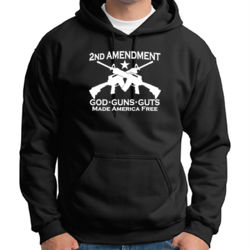2nd Ammendment - Adult 50/50 Blend Hoodie Thumbnail