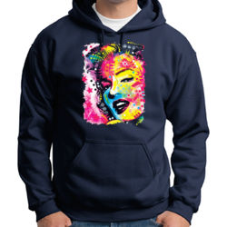Marilyn - Adult 50/50 Blend Hoodie Thumbnail