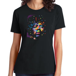 Jimi - Ladies Soft Cotton T Thumbnail