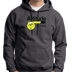 Attitude - Adult 50/50 Blend Hoodie Thumbnail