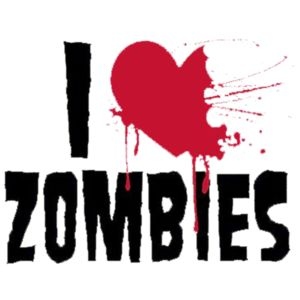 I Love Zombies Thumbnail