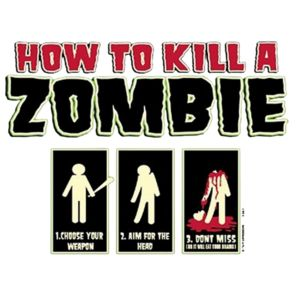 How To Kill A Zombie Thumbnail