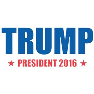 Trump For President 2016 Thumbnail